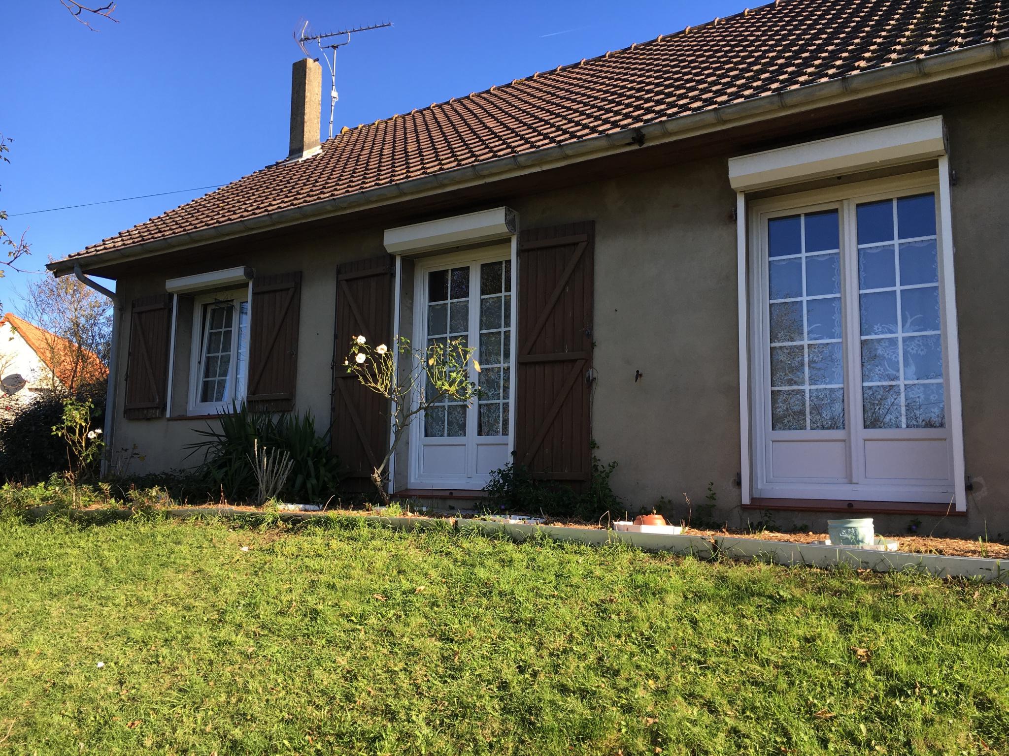 Vente maison individuelle et loi carrez for Loi agrandissement maison